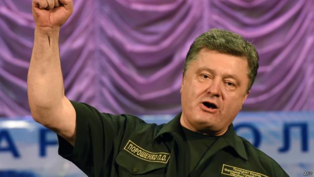 Rebeldes libertam 1,2 mil prisioneiros no leste da Ucrânia