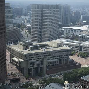 El City Hall de Boston