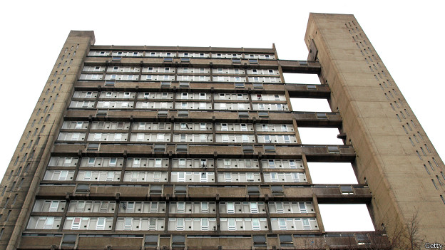 Balfron Tower, Londres