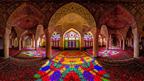 Jovem fotógrafo registra beleza de mesquitas no Irã