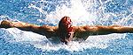 A swimmer