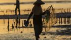 Pescadores na Índia (Thinkstock)