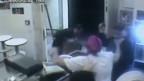 Funcionários reagem a assalto à mão armada em pizzaria na Itália