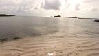 Từ Đảo Thị Tứ, hay còn gọi là Pagasa theo tiếng Philippines, nhìn ra biển