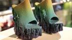 کفشهایی که بصورت سه بعدی چاپ شدهاند