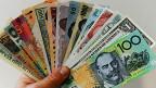 Un arcoiris de billetes de varios países