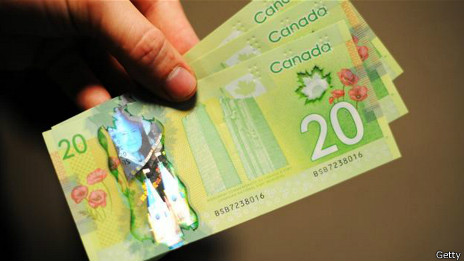 Dólar canadiense
