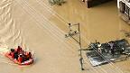 Banjir di India dan Pakistan