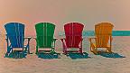 Sillas de playa (foto lector)
