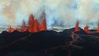 Volcán Bardarbunga, Islandia