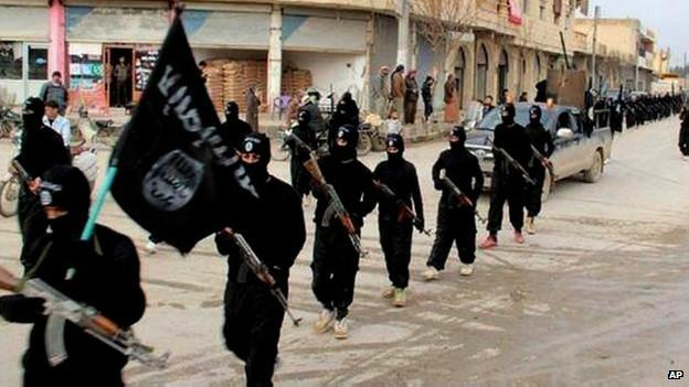 Estado Islâmico / Crédito: AP