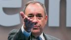 """""""Podemos crear una nación más poderosa y una nación más justa"""", asegura Alex Salmond."""