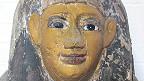 Feretro egipcio