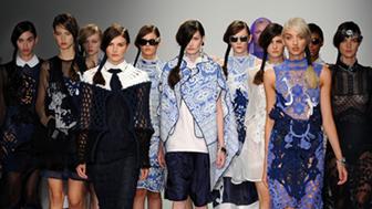 London Fashion Week apresenta coleções primavera-verão 2015