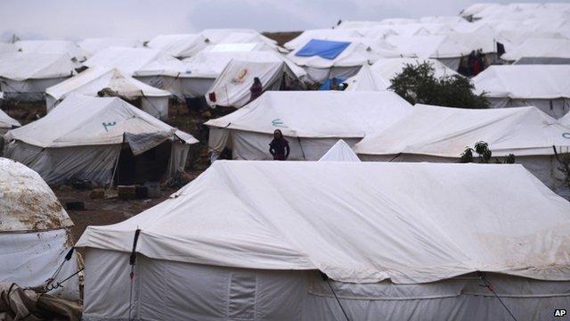 Campamento de Atmeh