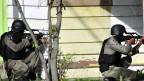Polisi tembak terduga teroris di Bima