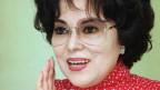 李香兰(1991年资料图片)