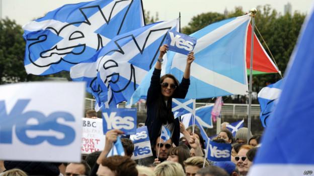 Escócia (AFP)