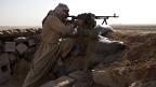 Combatiente kurdo peshmerga