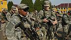Американские солдаты на Украине