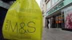 零售商'马莎'(Marks and Spencer)