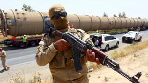 Peshmerga.