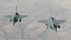Aviones estadounidenses en Irak