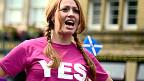 Referendos independentistas en el mundo