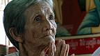 Sobreviviente del genocidio en Camboya