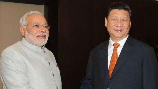 Chủ tịch Trung Quốc thăm Ấn Độ: Cơ hội cho *** Ấn - Trung