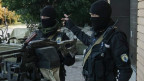 Binh lính tự vệ Ukraine (16/09/2014)
