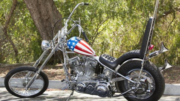 Motocicleta de Easy Rider