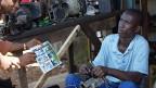Campaña de sensibilización en Guinea
