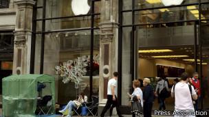 Tienda de Apple en Regent Street, Londres