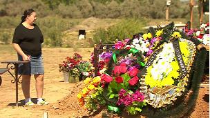Сестра убитого солдата рассказала Би-би-си о своем брате