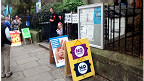 苏格兰各地将开放2608个投票站。