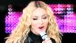 Madonna ofrece un concierto en Francia, en 2008, como parte de su gira mundial que incluyó a México. Foto: AFP/Getty