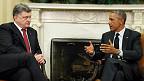 Poroshenko y Obama