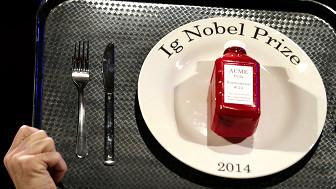 इग नोबल पुरस्कार