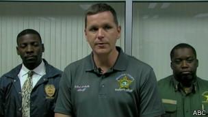 Sheriff Robert Schultz