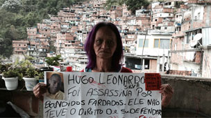 Maria de Fátima dos Santos Silva Foto BBC Brasil