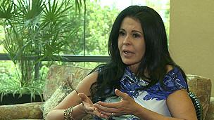 María Conchita Alonso.