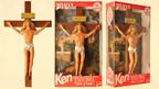 Ken Cristo crucificado