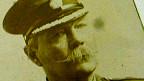 Pasaporte de Arthur Conan Doyle durante la guerra