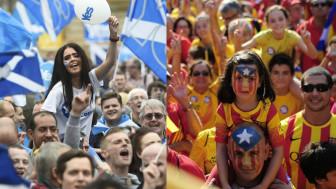 Escocia y Cataluña