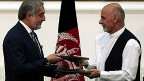 Thỏa thuận đoàn kết dân tộc ở Afghanistan