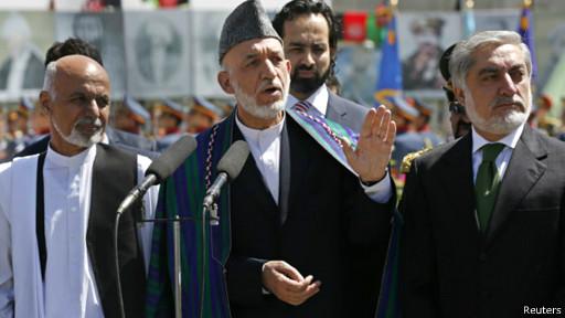 Ông Hamid Karzai