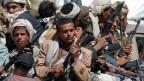 हौसी विद्रोही, यमन