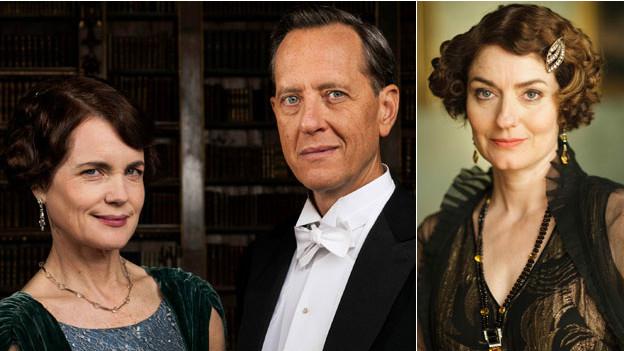 《唐顿庄园》新季首集英国收视率爆棚