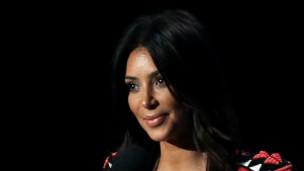 Kim Kardashian en agosto de 2014